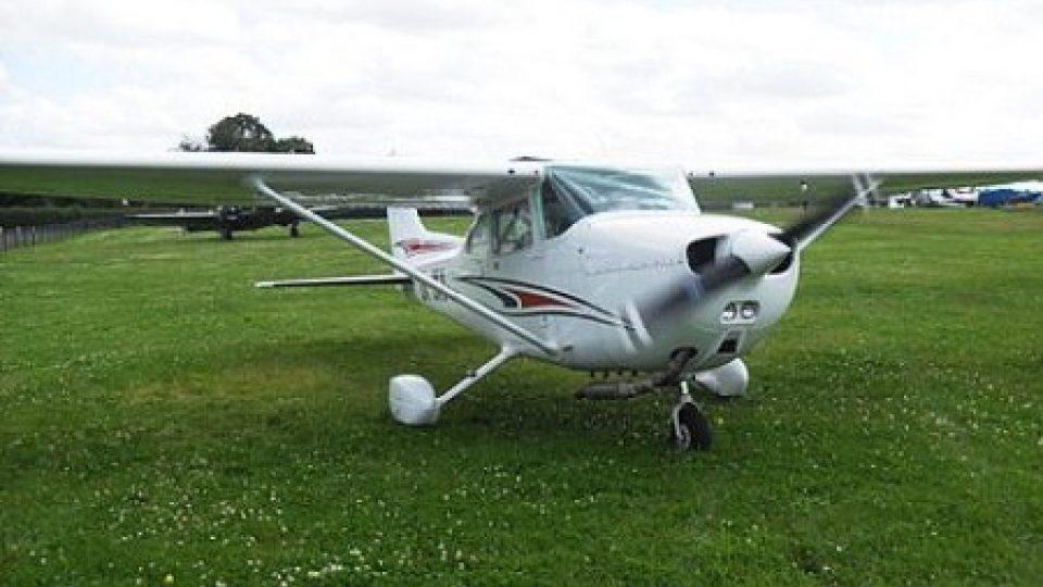 Letadlo Cesna