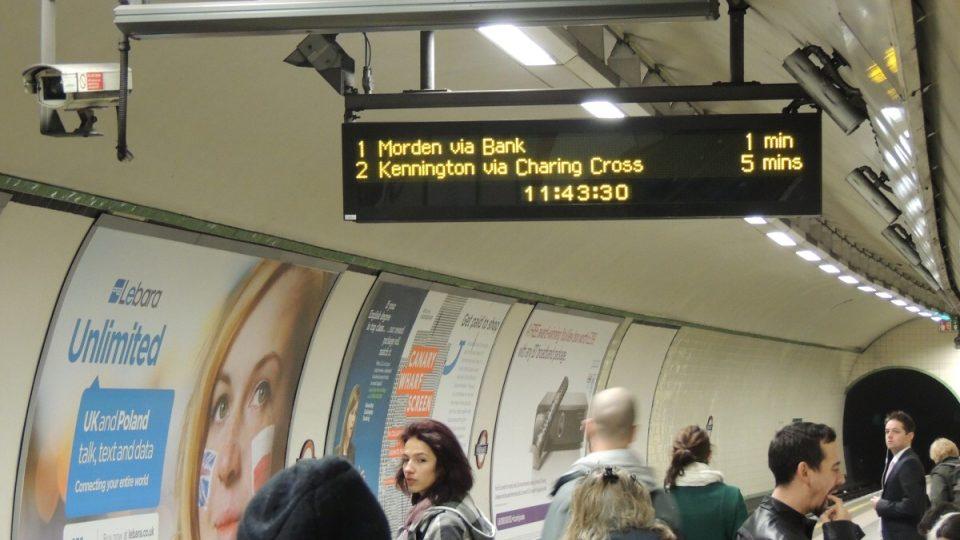Metro je klíčovou součástí městské infrastruktury