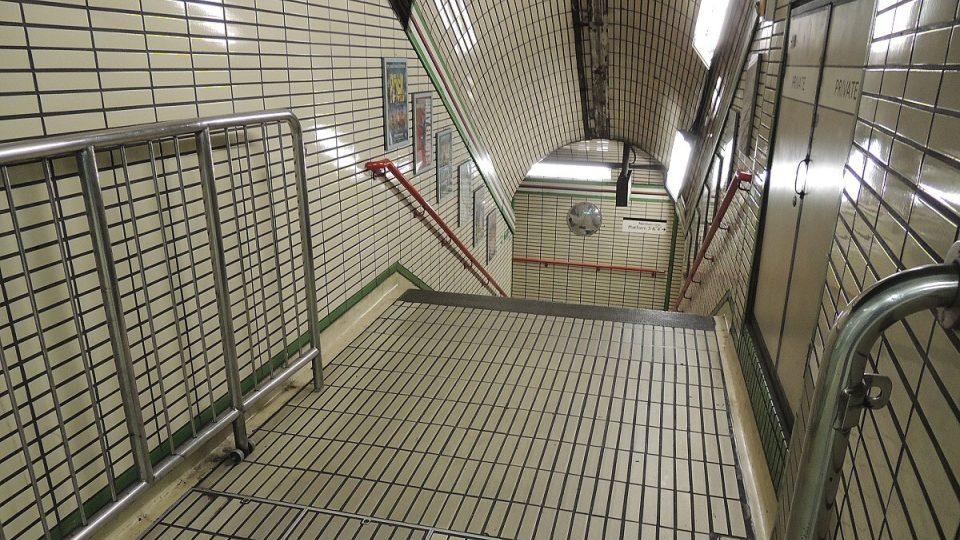 Metro spoluvytváří duši Londýna
