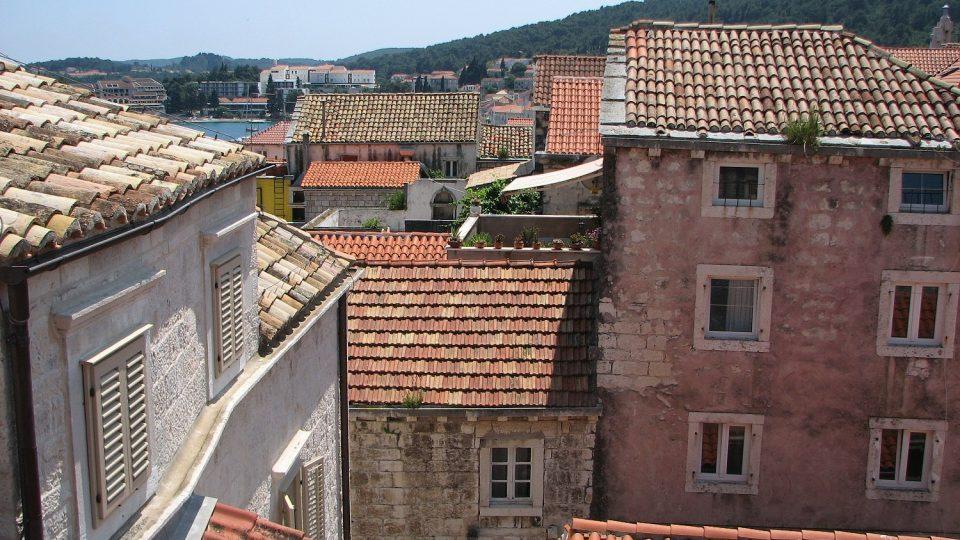 Historické město Korčula