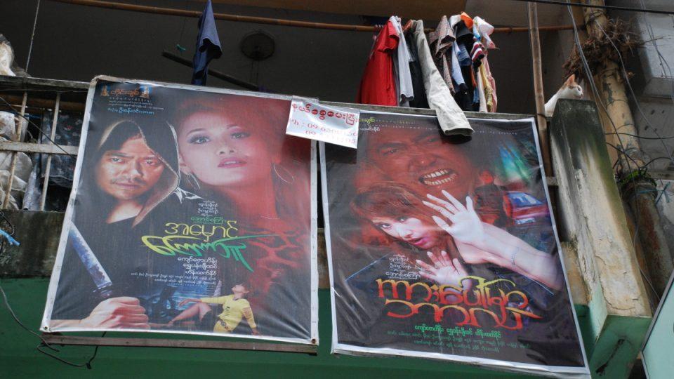 Filmové plakáty věrně odrážejí poetiku filmů