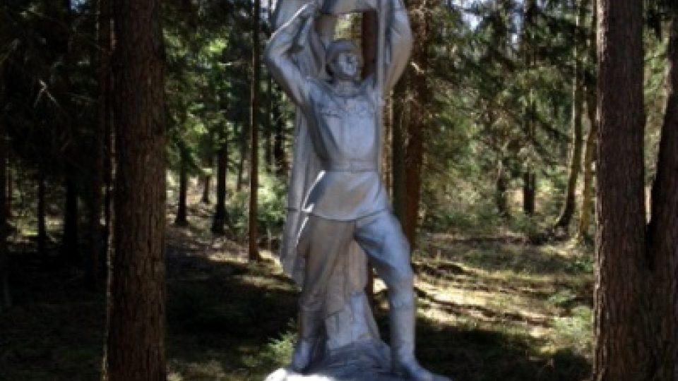 Umístit sovětské sochy do lesoparku byl nápad litevského podnikatele Viliumase Malinauskase