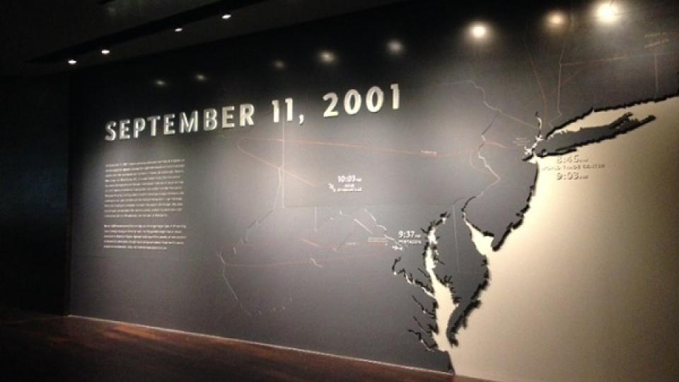 Národní památník a muzeum 11. září v New Yorku