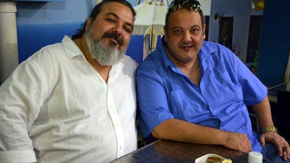 Jorgos Spiratos, spolumajitel řecké restaurace v Panama City, přišel za řeckou komunitou, která budovala kdysi průplav