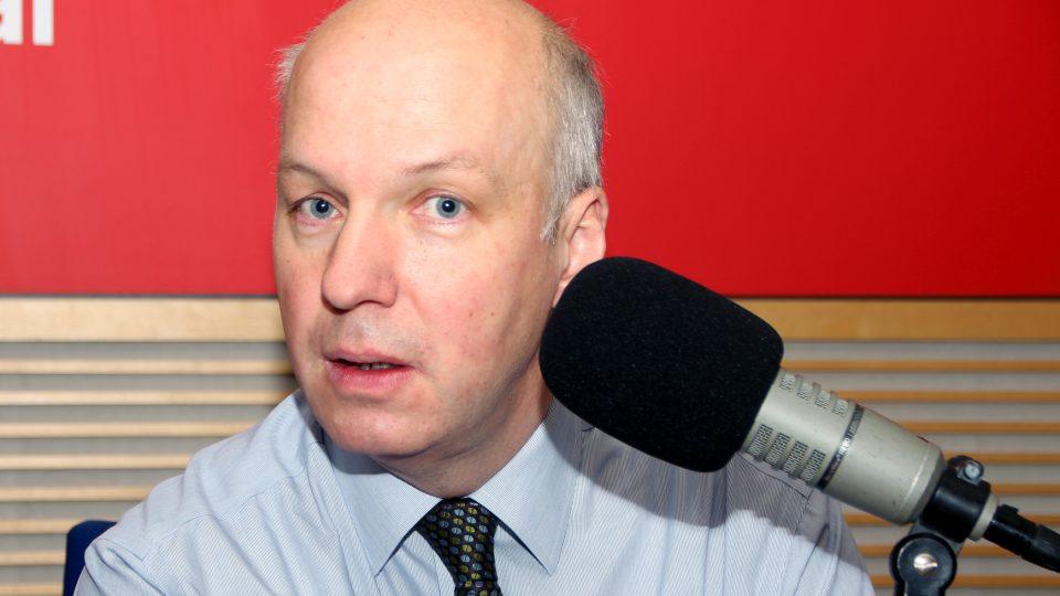 Pavel Fischer, bývalý český velvyslanec ve Francii