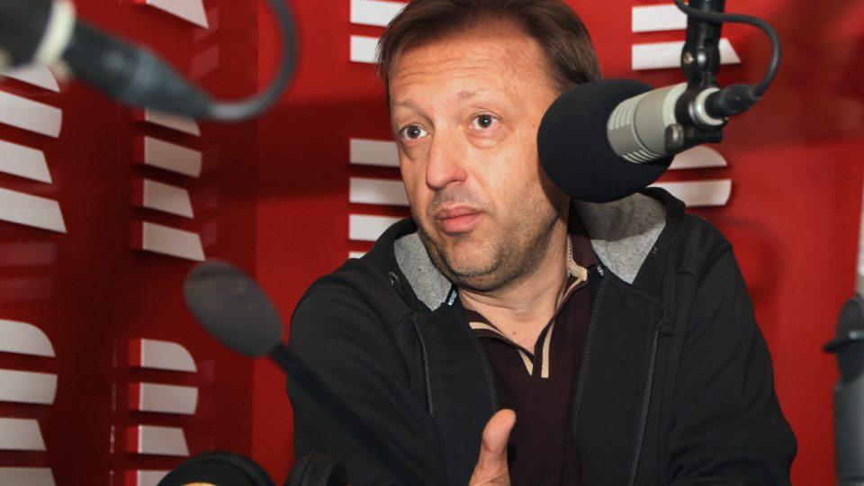 Jaromír Marek, zahraniční reportér Českého rozhlasu