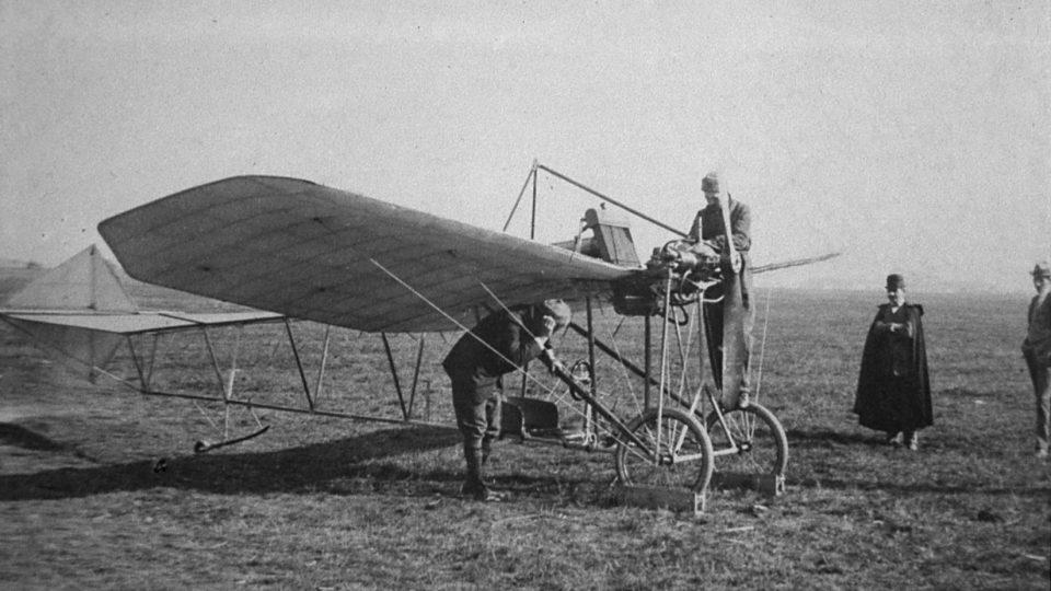 Pilot Jan Čermák