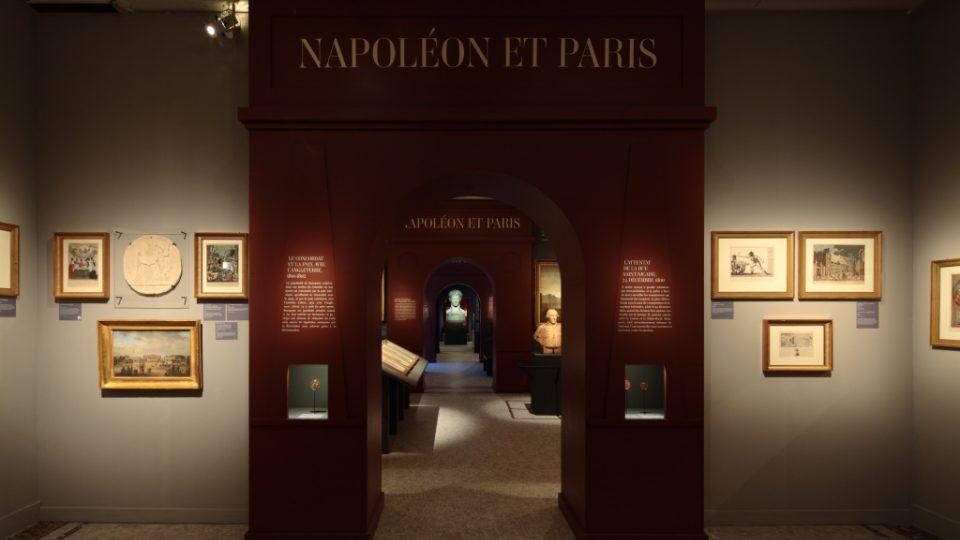 Muzeum Carnavalet ukazuje Napoleona jako architekta a tvůrčího člověka