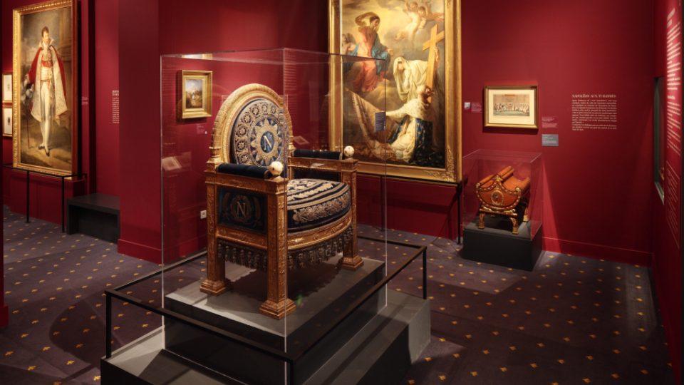 Muzeum ukazuje Napoleona jako architekta a tvůrčího člověka