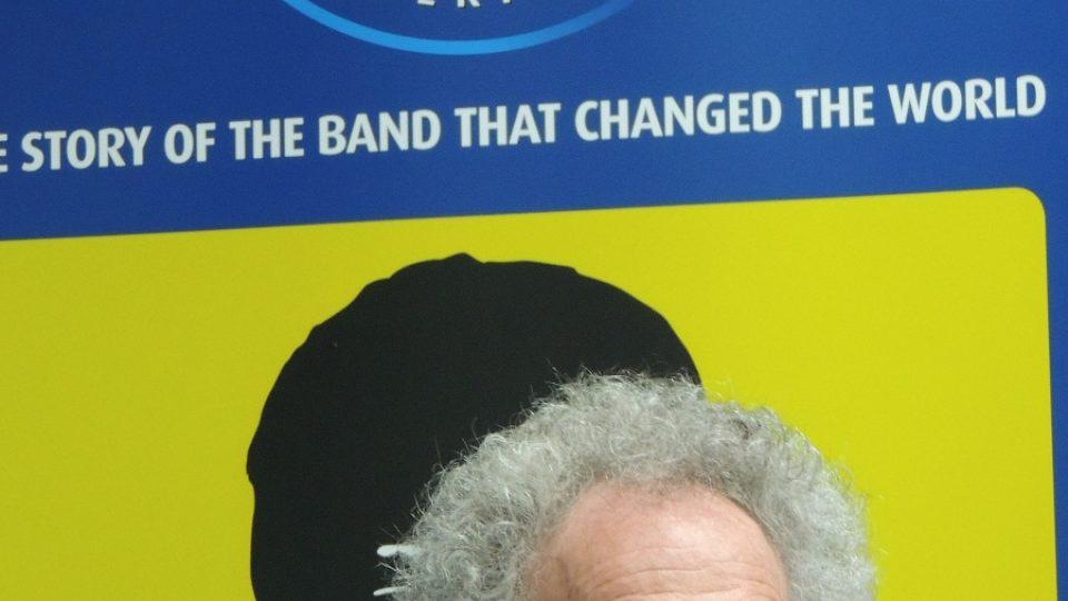Ředitel interaktivního muzea Beatles Story v Liverpooolu Martin King