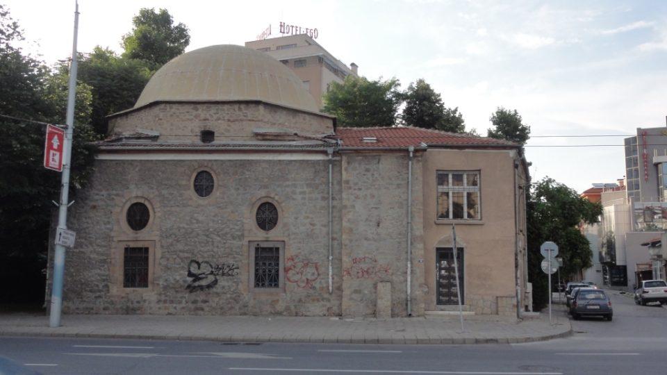 Třetí stojící plovdivská mešita se ocitla v soukromých rukou a dnes je z ní restaurace