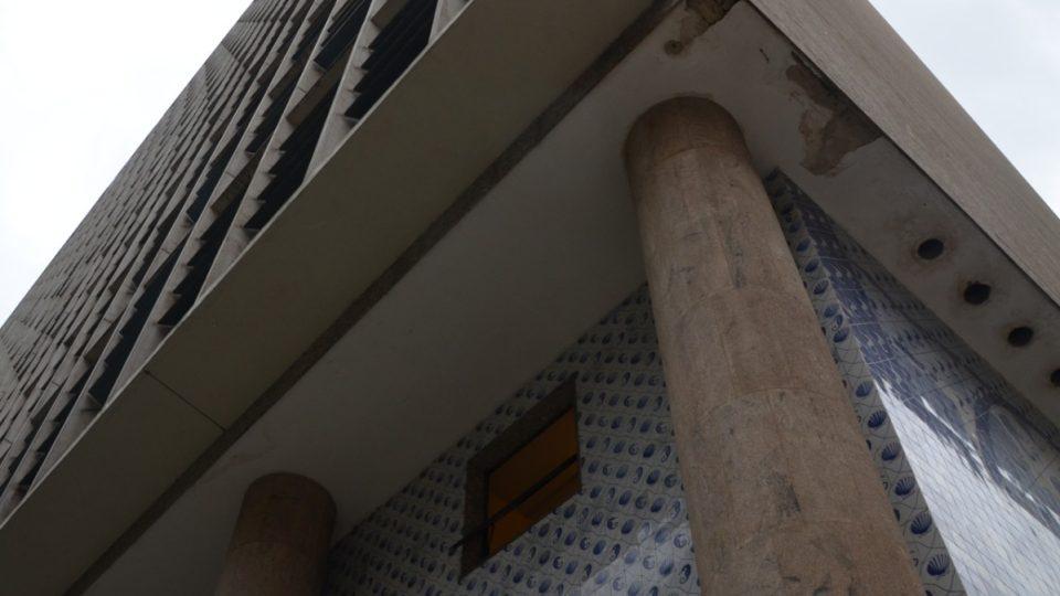 Jedna z prvních prací Oscara Niemeyera. Původně budova ministerstva zdravotnictví v Riu de Janeiro