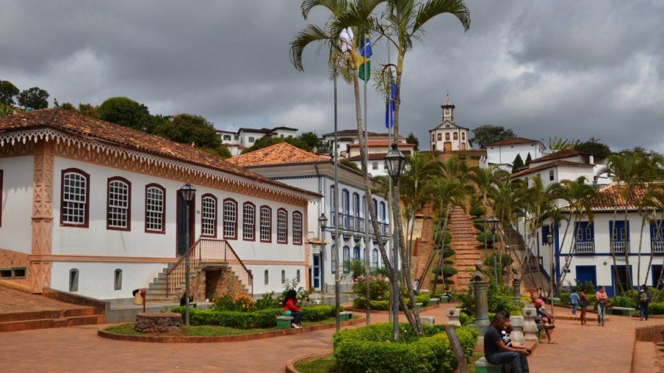 Serro. Toto je srdce historického státu Minas Gerais. Malebné a klidné