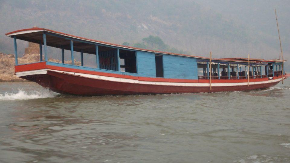 Doprava na Mekongu