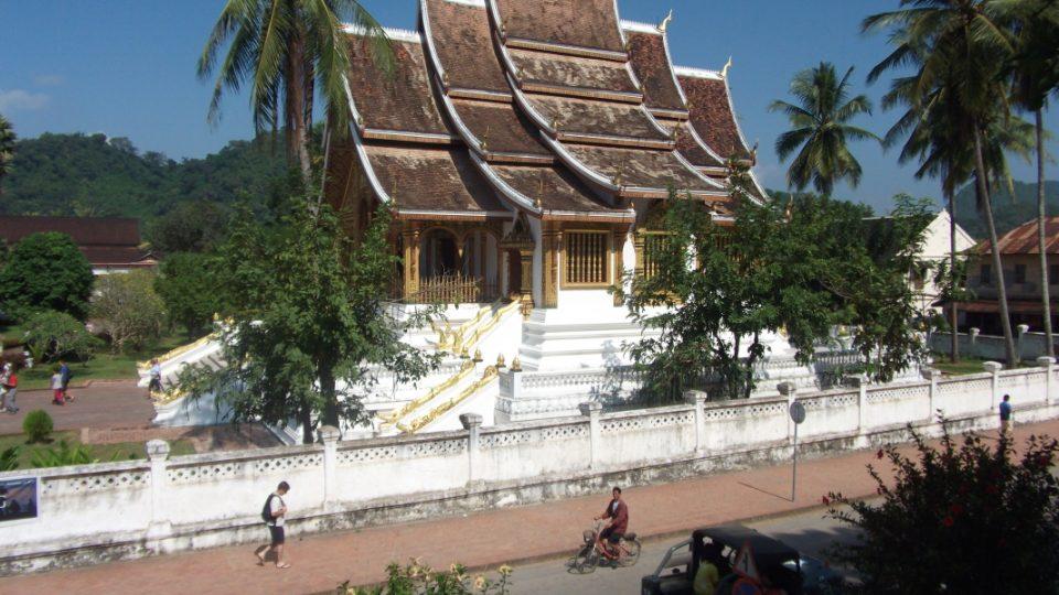 Královská pokladnice, Luang Prabang