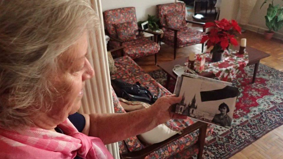 Vzpomínky na život v Československu, odkud paní Jarka odešla v roce 1962