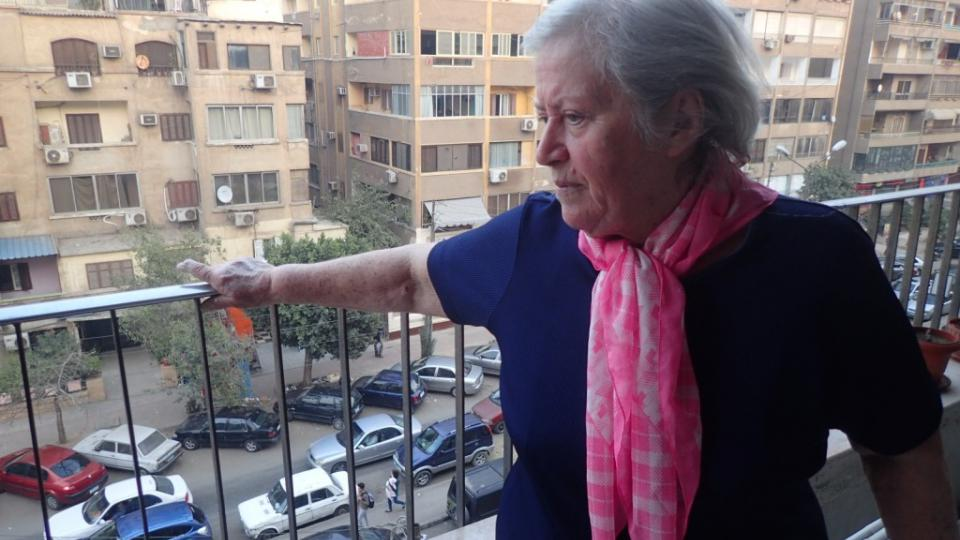 Domácnost paní Jarky se za dlouhá desetiletí stala útočištěm pro řadu Čechů v Egyptě