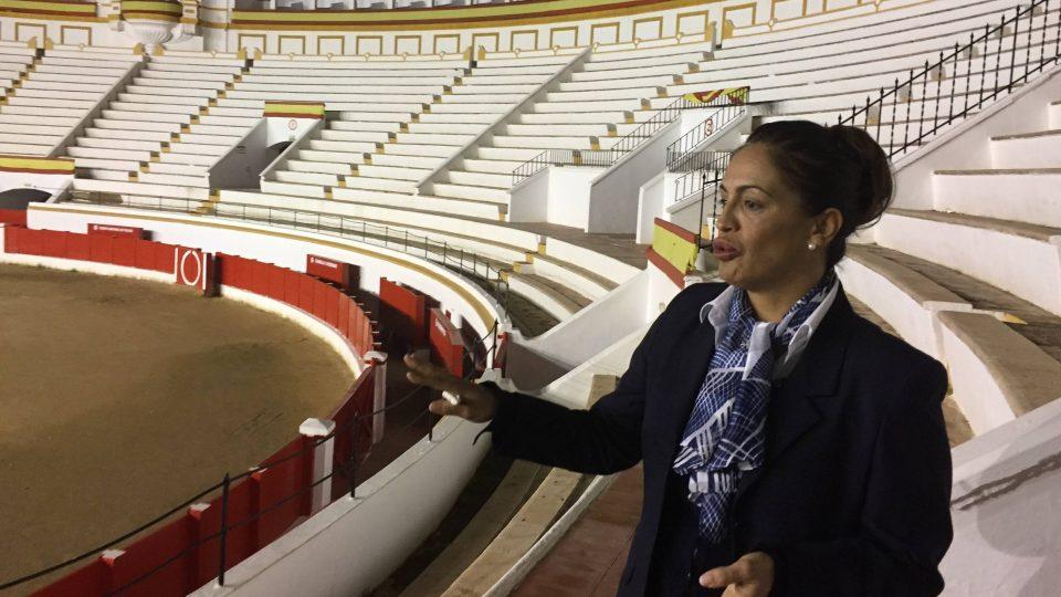 Maria Jurado se v Melille narodila a je tu spokojená