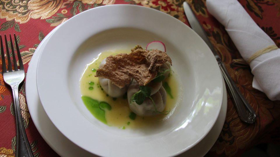 Gastronomické speciality Carské restaurace