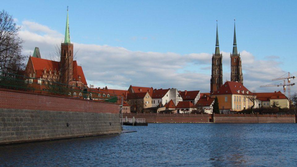 Panorama Wroclawi