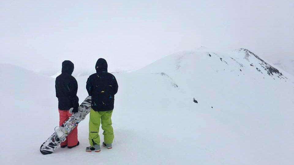 Gudauri je resort vhodný zejména pro freestylové lyžaře a snowboardisty
