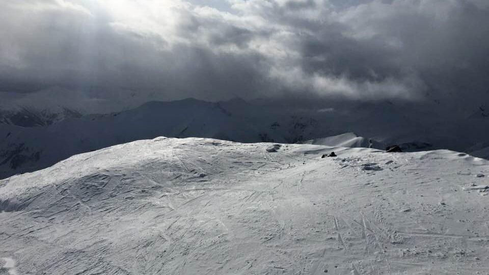 Ty nejdelší sjezdovky začínají ve výšce 3200 metrů nad mořem
