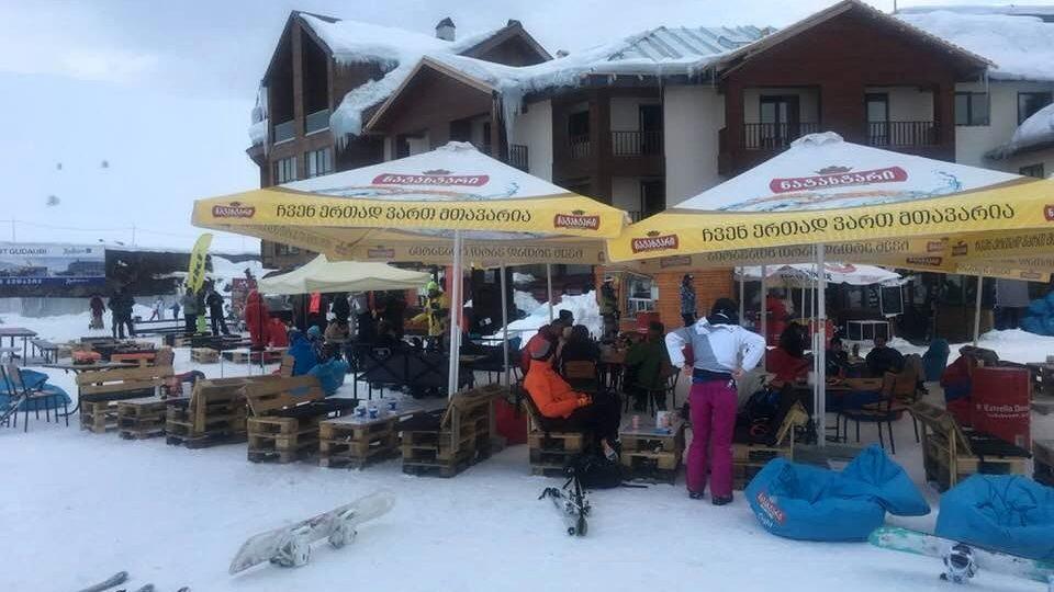 Firma provozující skiareál Gudauri plánuje jeho další rozšiřování
