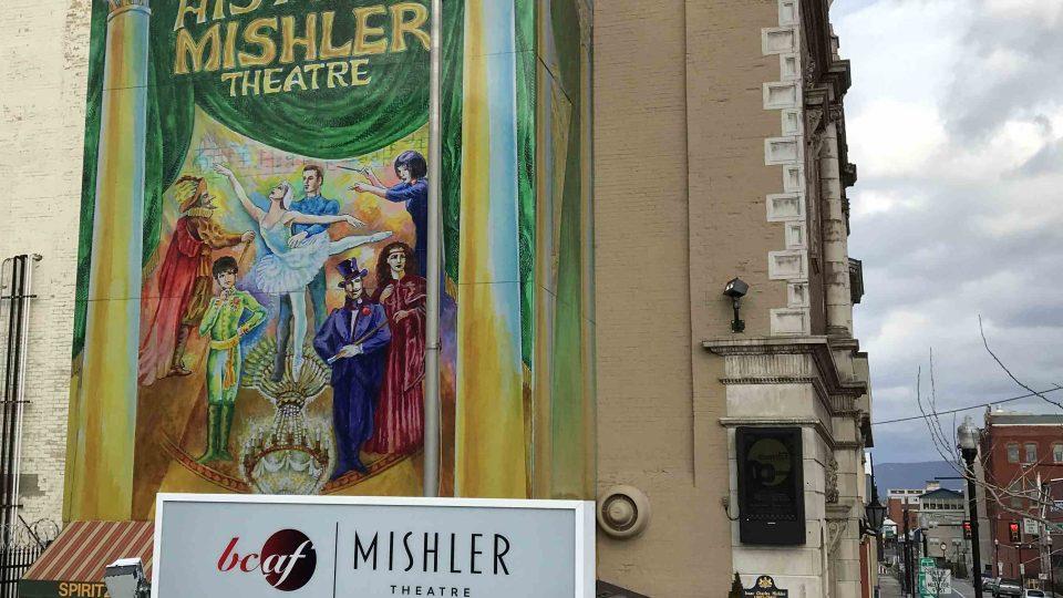Obyvatelé Altoony jsou na Mishlerovo divadlo hrdí a považují je za centrum místního kulturního života