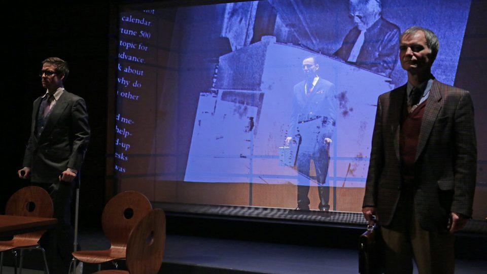 Ivan Trojan se kvůli nové roli musel naučit velké množství výrazů z chemicko-biologické terminologie