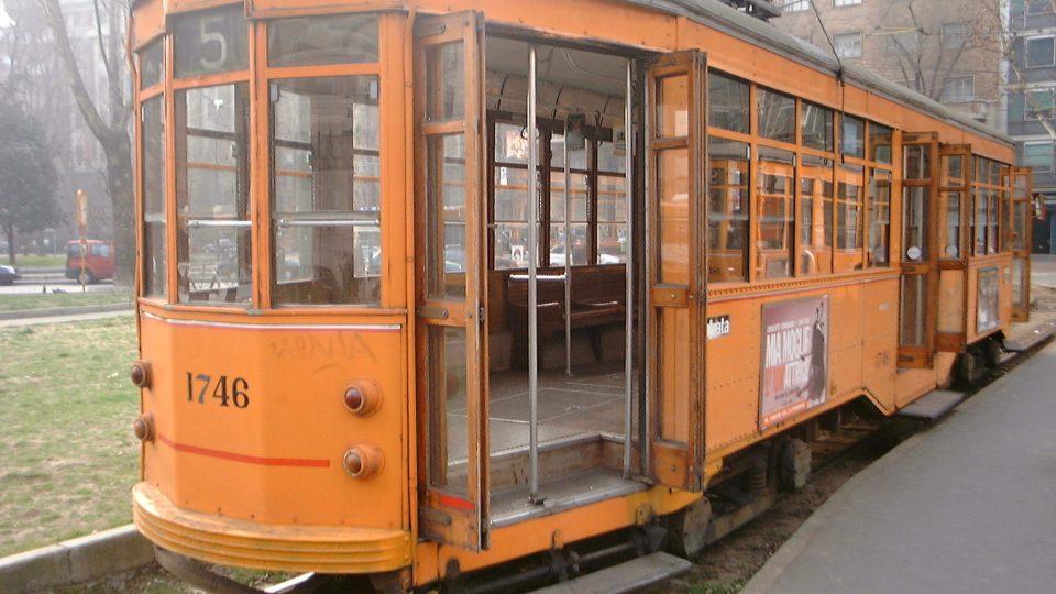 Zážitek z jízdy ve stoleté tramvaji je nezapomenutelný