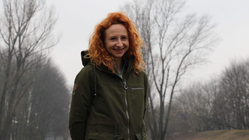 Monika Klimowiczová ze sdružení Wróbliczenie, které počítání vrabců organizuje