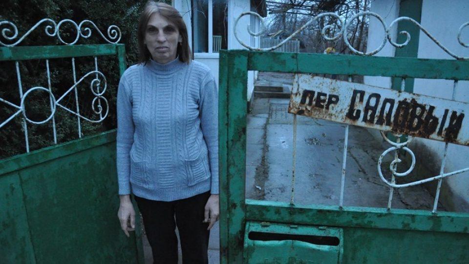 Ludmila Procházková je z úpadku krajanského kulturního života na Krymu smutná