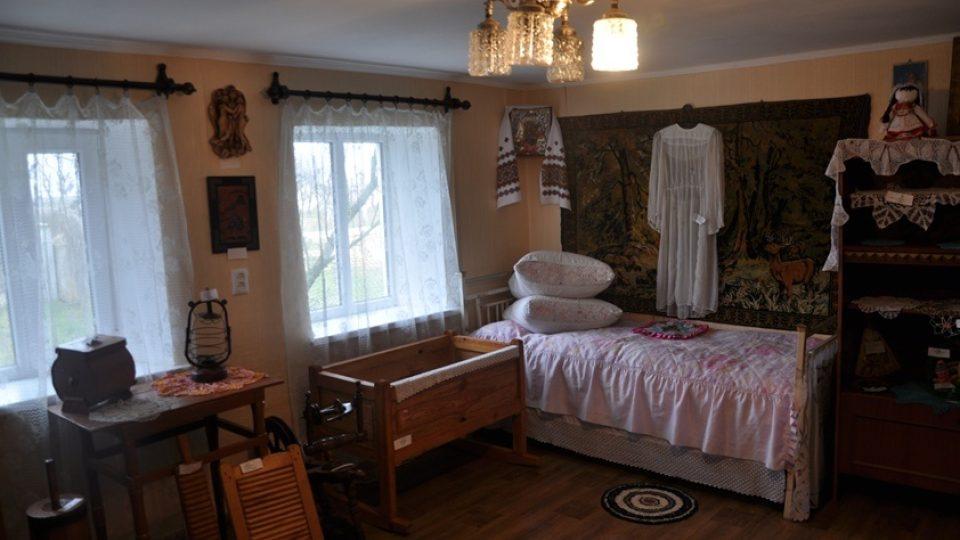 Muzeum krajanské komunity ve vesnici Bratskoje na Krymu