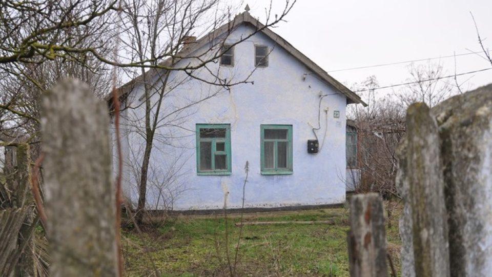 Český dům v Bratské na Krymu