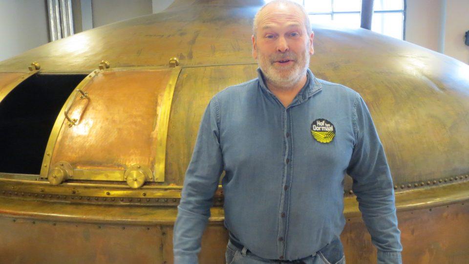 Andre Jenssens, organizátor Festivalu inovativních piv