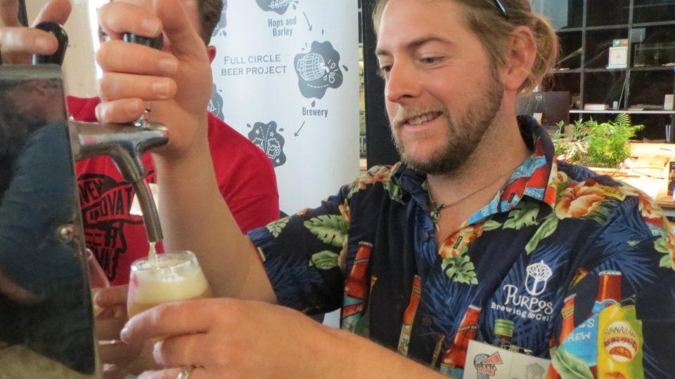 Americký pivovarník Zach vsadil na pivo s příchutí kávy