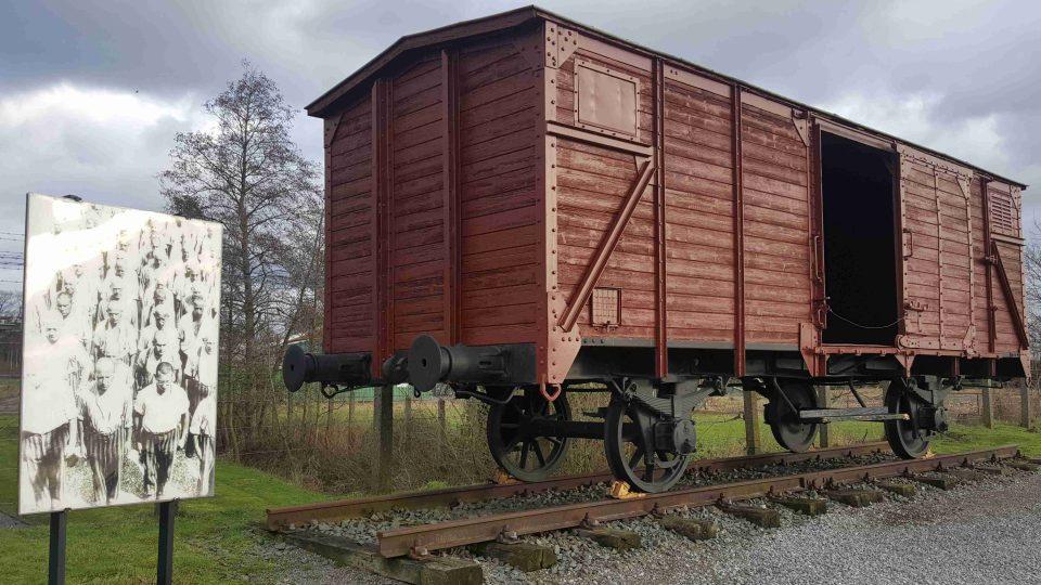 Breendonk byl pro většinu vězňů přestupní stanicí na cestě do koncentračních táborů v Německu