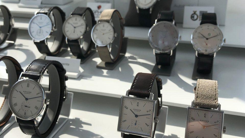 """""""Hodinky jsou věc, kterou se lidstvo nejvíc přiblížilo k tomu, aby vynalezlo perpetuum mobile,"""" je přesvědčený hodinář Kluge"""