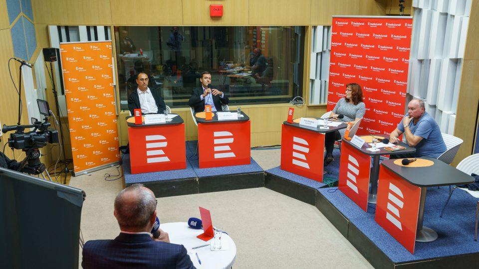 Čtvrtá debata kandidátů na pražského primátora