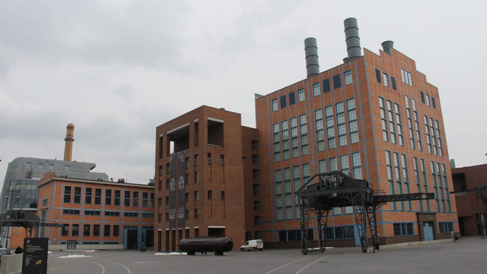 V první komerční elektrárně v Lodži se vyráběl proud hlavně pro vznikající průmysl
