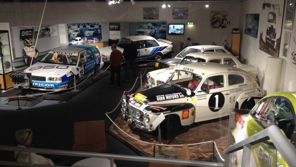 Muzeum Volvo v Göteborgu