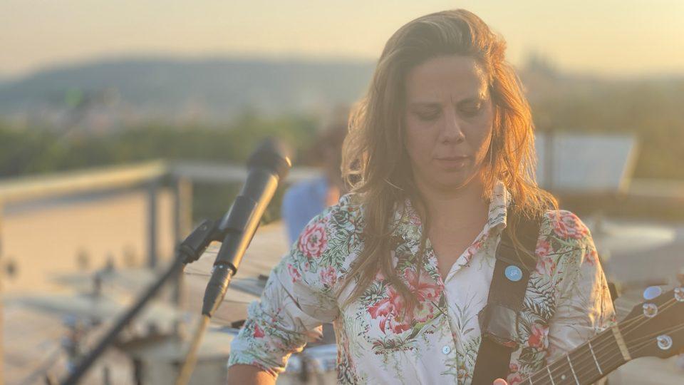 Aneta Langerová představila i několik písní z chystaného alba, které má vyjít na konci roku