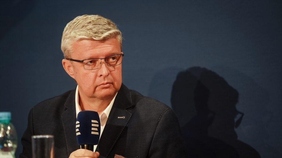 Karel Havlíček (za ANO)
