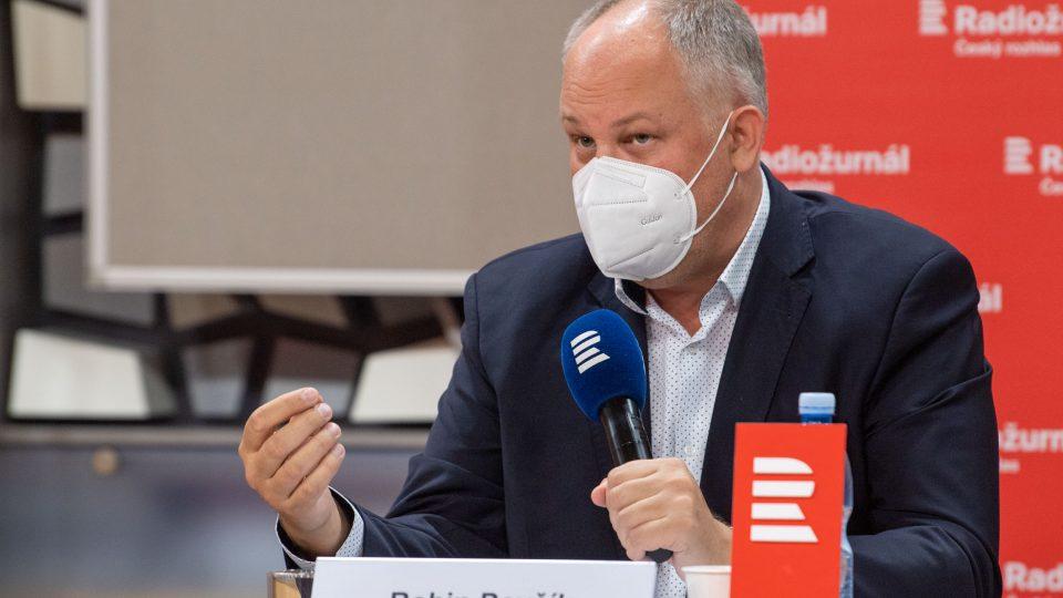 Robin Povšík (ČSSD), kandidát na hejtmana