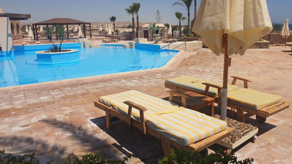 Egyptské resorty stále zejí prázdnotou
