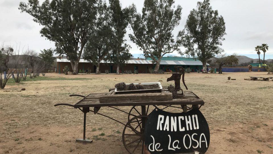 Ranč de la Osa v Arizoně