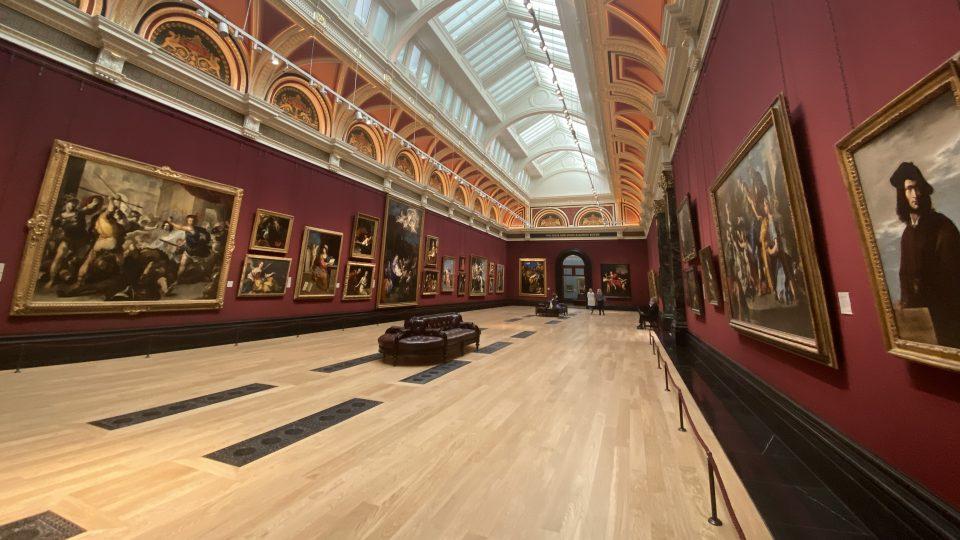 Národní galerie za sebou má nejdelší pauzu v historii