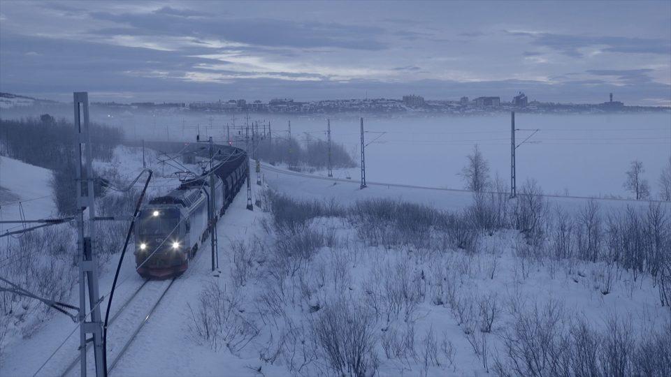 Z filmu Kiruna – Překrásný nový svět, režie Greta Stocklassa