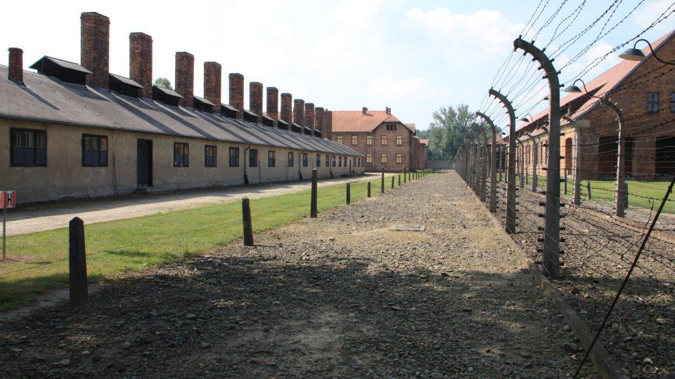 Osvětimský koncentrační tábor