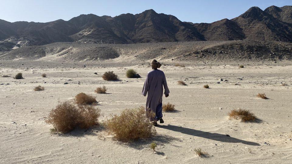 Národní park Wádí Džimál ukrývá i bývalé římské doly smaragdů